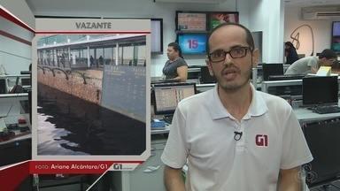 Confira os destaques do G1 Amazonas desta segunda-feira (21) - Confira os destaques do G1 Amazonas desta segunda-feira (21)