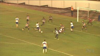 Operário segura pressão do Atlético-AC e empata primeiro jogo das semifinais da Série D - Fantasma decide em casa a classificação para a decisão