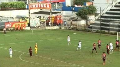ASA perde para o Moto Club e se complica na Série C - Time de Arapiraca volta a jogar no próximo domingo e enfrenta o Cuiabá.