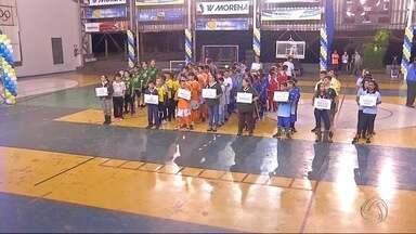 Copa da Juventude reúne 20 escolas de Dourados - Copa da Juventude, evento promovido pela TV Morena, começou no fim de semana.