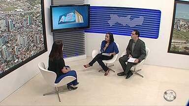 Prefeita Raquel Lyra fala sobre futuro do Hospital São Sebastião e da Feira da Sulanca - Prefeita esteve no estúdio do ABTV.