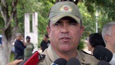 Polícias Civil e Militar realizam operação especial em Goiana - Ação acontece pouco mais de uma semana depois do assassinato de um jovem de 21 anos durante uma tentativa de assalto.