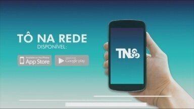 Rede Amazônica lança aplicativo 'Tô Na Rede' - Ferramente permite que telespectador envie notícias, fotos e vídeos.