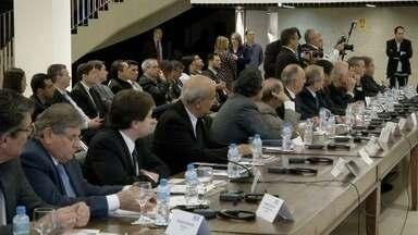 Fiems afirma criação de grupo para agilizar acordos industriais entre Brasil e Paraguai - Empresários brasileiros e paraguaios voltaram a discutir a industrialização entre os dois países.