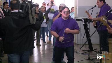 Semana da Pessoa com Deficiência tem várias atividades em Ponta Grossa - Entre as atividades, está uma audiência pública para discutir os direitos da pessoa com deficiência.