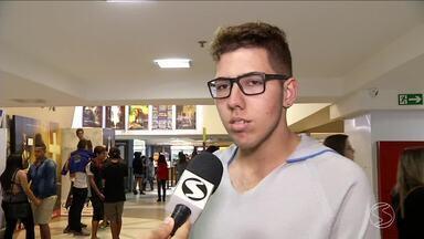Dias frios fazem crescer procura por cinemas no Sul do Rio - Assistir a um bom filme é um programa que não sai de moda.