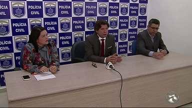 Polícia Civil apresenta detalhes da operação Tríade em Caruaru - Dados foram apresentados nesta segunda (21)