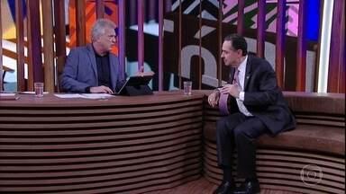 "Luís Roberto Barroso comenta trabalho sobre o famoso ""jeitinho brasileiro"" - Ministro elenca os aspectos positivos e negativos da prática"