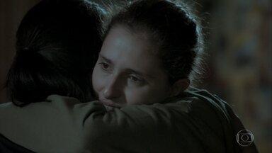 Ivana sai de casa - Zu se preocupa com a jovem