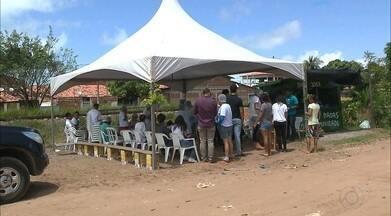 Estudantes do IFPB vão ate comunidade de Cabedelo e ensinam técnicas de reaproveitamento - Veja as técnicas que os moradores aprenderam.
