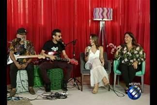 Fafá de Belém, Manoel e Felipe Cordeiro se reúnem em novo projeto musical - Fafá de Belém, Manoel e Felipe Cordeiro se reúnem em novo projeto musical
