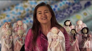 """Projeto """"Anjos do Bem"""" oferece oficina neste sábado (26) - O workshop para a confecção dos bonecos também será realizado nos dias 29 e 30 de agosto."""