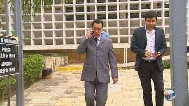 Justiça decreta prisão de ex-vereador de Ribeirão Preto acusado de homicídio - Oliveira Júnior responde pela morte do advogado e pela tentativa de matar um radialista em Itu (SP).