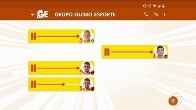 Jogadores dos clubes cariocas fazem suas apostas para duelo Mayweather e McGregor - jogadores se dividem nas opinioes.