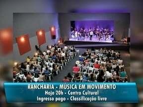 Confira as atrações da agenda cultural para este sábado - Em Pirapozinho, tem quermesse.