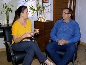 Luiz Ramos conta a experiência de compor o Hino de Pirapozinho - Música faz parte da vida do compositor há muito tempo.