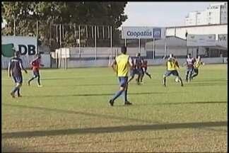 URT estreia no Regional contra Dínamo de Araxá - Trovão de Patos de Minas disputa competição pela primeira vez. Trianon e Patrocínio fecham a primeira rodada