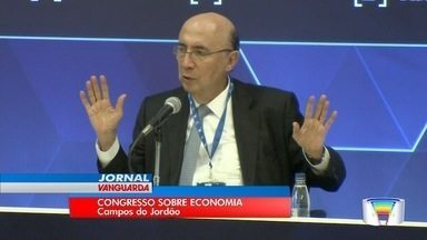 Ministro da Fazenda, Henrique Meirelles, participa de congresso de economia em Campos - Deltan Dallagnol também está entre os palestrantes.