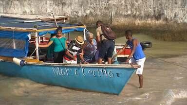 Reportagem percorre outros quatro pontos de embarque e desembarque em Salvador - Confira como está a situação de terminais que levam passageiros para a Ilha de Maré e outras localidades.