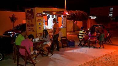 Food Trucks se popularizam em Petrolina - A venda de alimentos é uma alternativa de investimento
