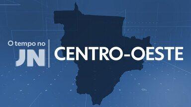 Veja a previsão do tempo na Região Centro-Oeste neste domingo (27) - Veja a previsão do tempo na Região Centro-Oeste neste domingo (27)