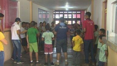 Amapaenses celebram os 98 anos Movimento Bandeirantes com gincanas - O Movimento Bandeirantes do Brasil completou 98 anos desenvolvendo atividades comunitárias. No Amapá, o movimento existe desde 2006 e contribui para a formação do caráter dos futuros cidadãos.
