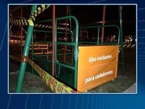 Criança morre em brinquedo de parque - Caso ocorreu em Adamantina.