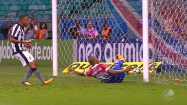 Não deu: Bahia leva gol nos acréscimos e perde para o Botafogo por 2 x 1 - Confira as notícias do tricolor baiano.