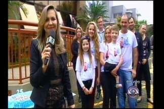 Família Linck é exemplo de união - O telejornalismo acompanha desde o começo a história da família de Tiradentes do Sul, RS.