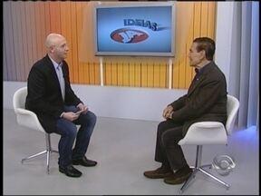 JA Ideias: médium Divaldo Pereira Franco fala sobre espiritualidade - Médium realiza hoje palestra em Passo Fundo