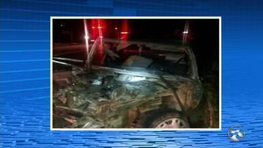 Colisão frontal entre dois carros deixa um morto e 5 feridos na BR-232 em PE - Outros acidentes foram registrados na região.