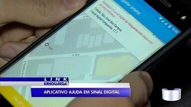 Rede Vanguarda lança app com informações sobre transmissão digital - Rede Vanguarda vai transmitir apenas em sinal digital por determinação do Governo Federal.