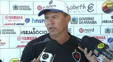 Ramiro Souza assume o Botafogo-PB e elege fuga do rebaixamento como prioridade - Auxiliar volta a assumir o Belo em um momento decisivo da Série C e trata partidas contra ASA e Sampaio Corrêa como duas decisões