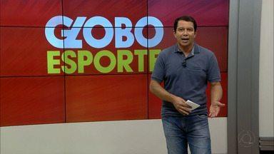 Confira na íntegra o Globo Esporte deste terça-feira (29/08/2017) - Kako Marques traz as principais notícias do esporte paraibano