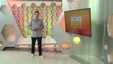 Bloco 1 - Globo Esporte CE - 29/08/2017 - Bloco 1 - Globo Esporte CE - 29/08/2017
