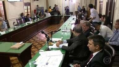 Comissão da Alerj aprova contas de 2016 do governo Pezão - TCE recomendou que a Assembleia Legislativa não aprove as contas do ano passado do governo do estado.