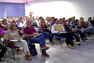 Micro e pequenos empresários do Sebrae recebem orientações sobre tencologia - Atividade foi nesta quinta-feira,