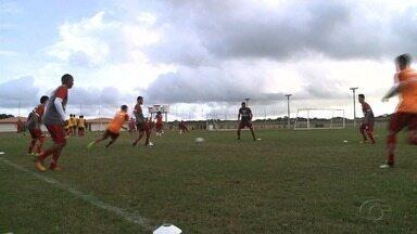 CRB volta a treinar após partida contra o Santa Cruz - Equipe do Galo tem 11 dias para se preparar para o próximo jogo da Série B.