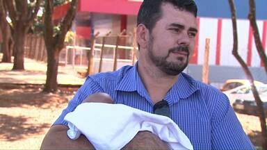 Anúncio sobre fechamento de UCI do HU preocupa pais e funcionários - A unidade de cuidados intermediários atende bebês com até 28 dias que deixaram a UTI.