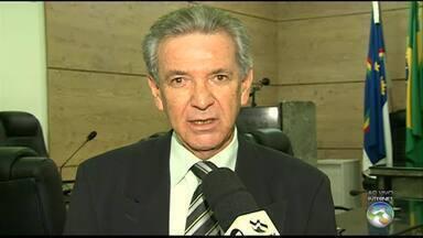 Votação da LDO é realizada em Caruaru - Lei de diretrizes orçamentárias foi na câmara de Vereadores