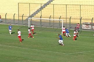 Jogadores do União celebram boa fase após vitória - Time já está no segundo dia de trabalhos para o jogo decisivo contra o São José.