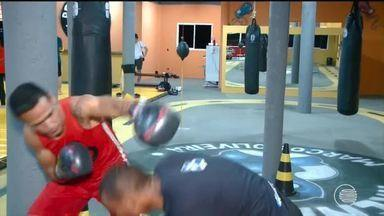 Atletas do Boxe piauiense disputam estadual e mostram que dificuldades não são obstáculos - Atletas do Boxe piauiense disputam estadual e mostram que dificuldades não são obstáculos