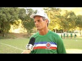 Ipatinga confirma Eugênio Souza como novo comandante da equipe - Além do novo técnico, dois novos jogadores foram apresentados ao time.