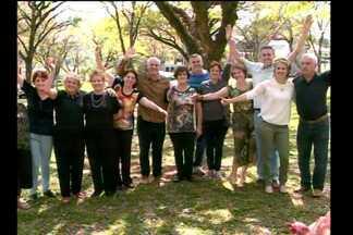 Família celebra mil anos em Santa Rosa, RS - A soma das idades dos irmãos vira motivo de festa.