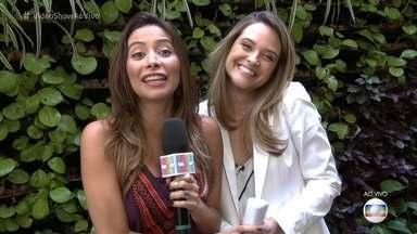 Juliana Paiva fala sobre a emoção da cena em que Ivana se revela trans - Atriz interpreta a prima e melhor amiga de Ivana na novela 'A Força do Querer'
