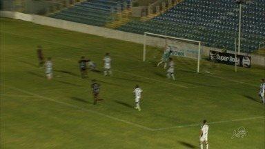 Caucaia e Ceará empatam em 0 a 0 no PV, pela Taça Fares Lopes - Caucaia e Ceará empatam em 0 a 0 no PV, pela Taça Fares Lopes.