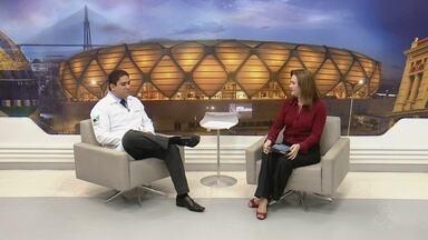 Médico esclarece dúvidas sobre esclerose - Assunto foi discutido no Amazonas TV desta quarta-feira