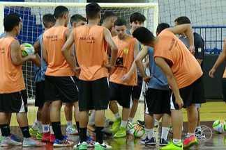Oito estados participam dBrasileiro de Futsal Sub-17 em Uberlândia - Seleção mineira joga em casa na quinta edição do torneio que será entre 5 e 9 de setembro. Estreia é contra Amazonas, na próxima terça, às 19h30