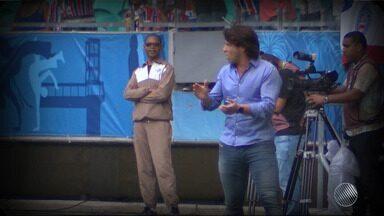 Preto Casagrande é efetivado como técnico do Bahia - Casagrande está como interino desde a demissão de Jorginho, no final de julho.