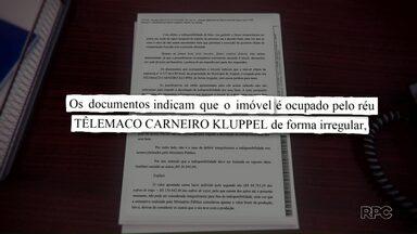 Justiça determina bloqueio de bens do prefeito de Arapoti e de coordenador de campanha - Os dois são alvo de uma ação de improbidade administrativa.